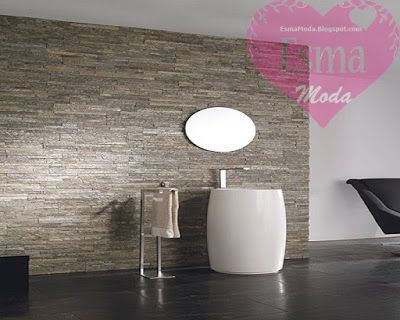 Taş Kaplama Modelleri İç Dekorasyonun en yeni Örnekleri | EsmaModa