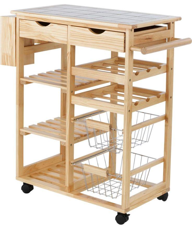 kitchen trolley argos   49 99 the 25  best kitchen island argos ideas on pinterest   kitchen      rh   za pinterest com