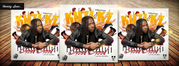 Kuzi Kz - Good good release FB cover