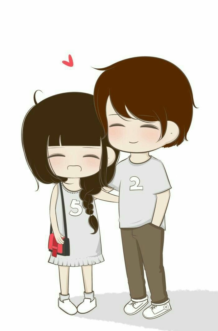 Couple Images For Mobile Wallpaper Free Wallpaper Download For Mobile Cute Love Cartoons Cute Cartoon Wallpapers Cartoons Love