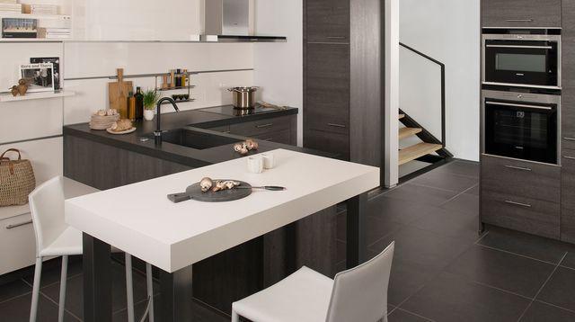 56 best images about nos cuisines on pinterest. Black Bedroom Furniture Sets. Home Design Ideas