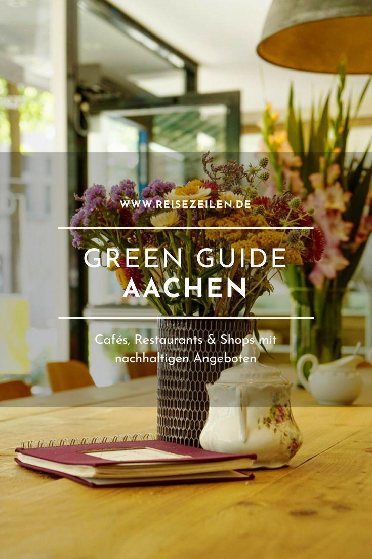 Aachen Sehenswürdigkeiten   Nachhaltige Shops, Cafés ...