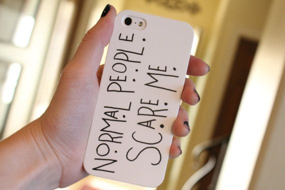 Normal People Scare Me ♡