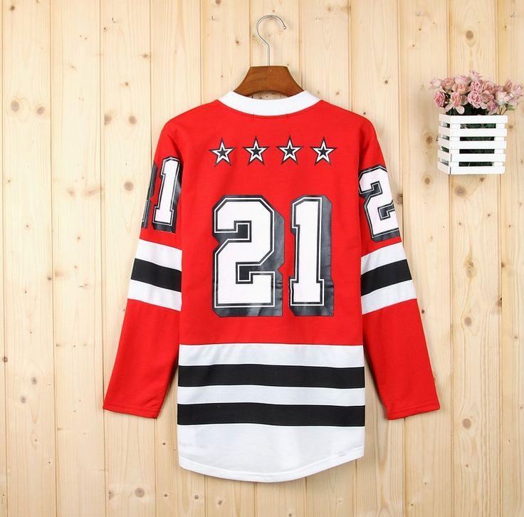 New 2016 2NE1 couple sweatshirts 2NE 1 Park Bom Dara roommate sweatshirt cotton chiffon stitching sleeve&hem hoodies pullovers