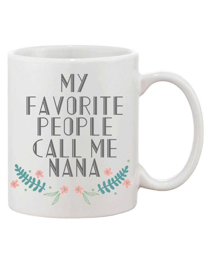 Is your grandmother a coffee or tea drinker? If so, she'll love our Nana Coffee…