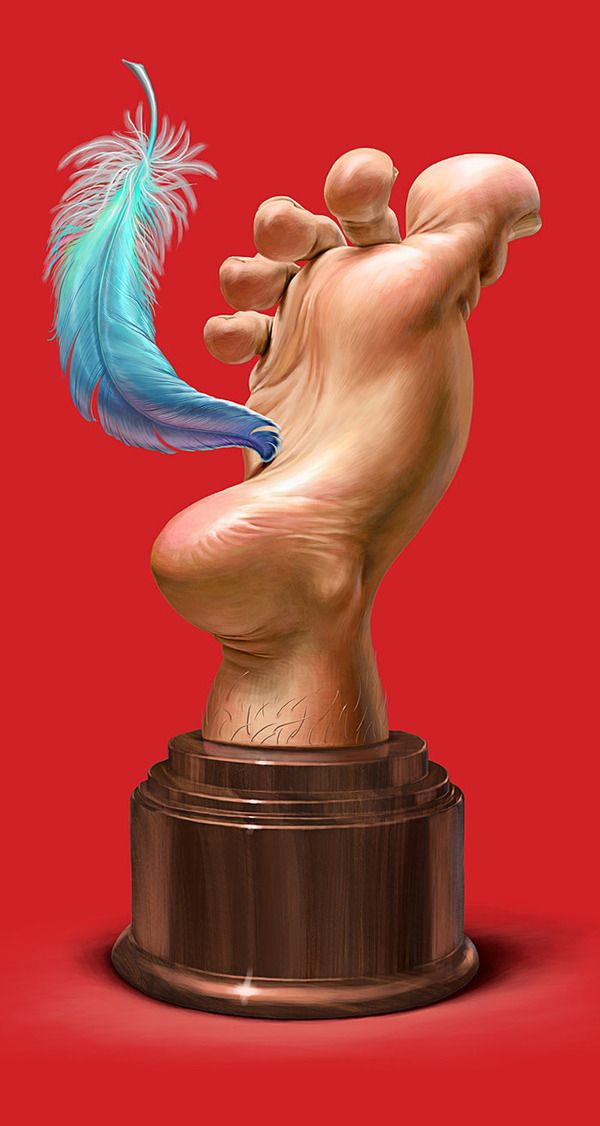 Creative Cartoonish Illusions By Oscar Ramos | Cuded