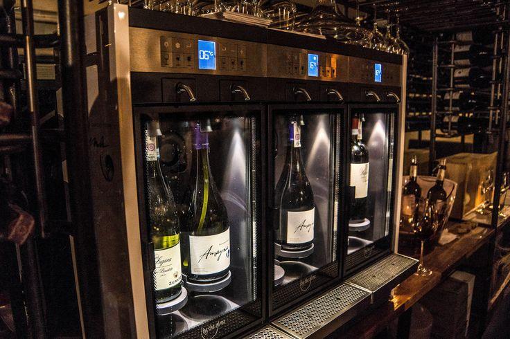 https://flic.kr/p/DTN9fj | Odpowiednia temperatura, odpowiednia ilość - czyli wino na kieliszki z naszych dyspenserów /Food & Wine by Między Ustami