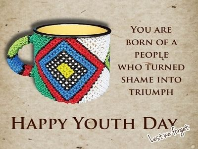 Share, inspire & celebrate Youth Day!
