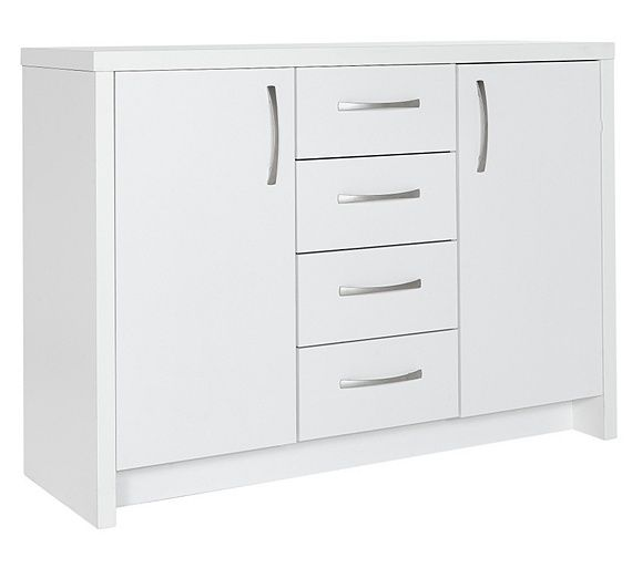 Buy Collection Venice 2 Door 4 Drawer Sideboard