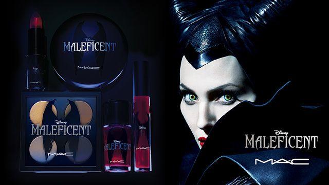 mac cosmetics maleficent character First Look: MAC Cosemetics x Disneys Maleficent Makeup Line