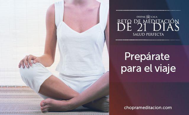En nuestro nuevo Reto de Meditación de 21 Días, Salud Perfecta, Deepak nos compartirá un mantra cada día para ayudarnos a silenciar a nuestra mente y profundizar en nuestra meditación. Aprende más sobre los mantras y cómo utilizarlos: http://bit.ly/1NlDs7V #SaludPerfecta
