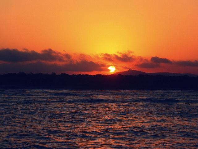 Beautiful #sunset at #Noosa, #Australia