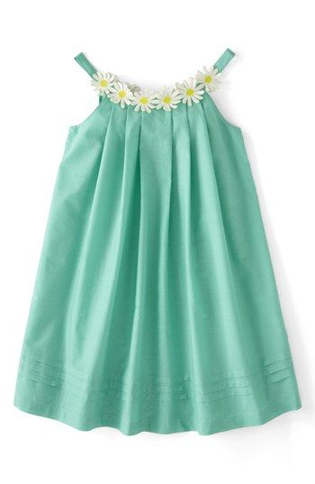 Mini Boden 'Daisy' Summer Dress (Toddler Girls, Little Girls & Big Girls) available at #Nordstrom