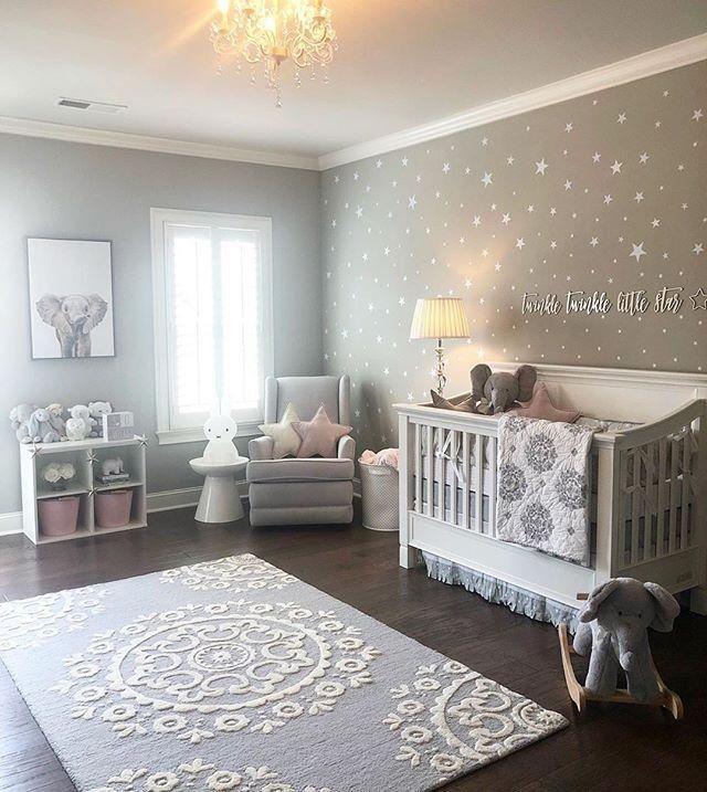 Cozy Baby Nursery Ideas On Instagram