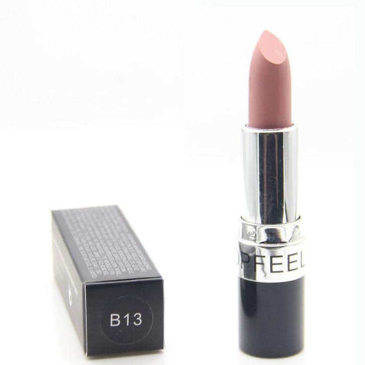 1Pcs Charming Colors Black Purple Red Lipstick Lip Stick Makeup Lips Batons Maquiagem Lipsticks maquiagem batom matte