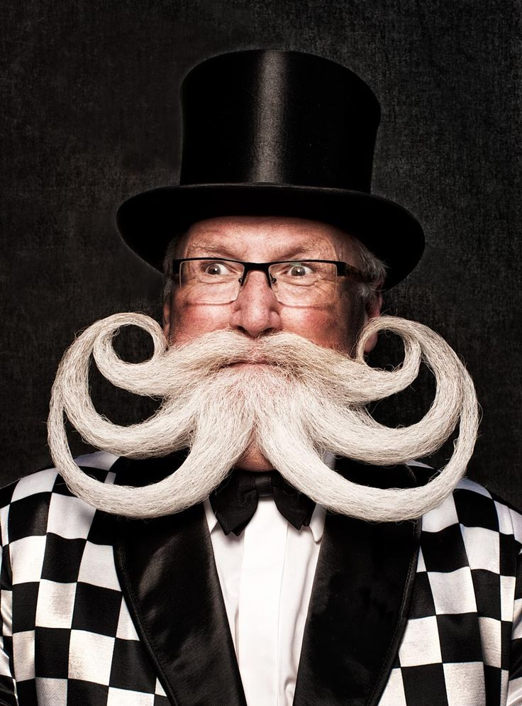 "Photo from the World Beard Competition. Watch ""Splitting Hairs"" FREE at SnagFilms."