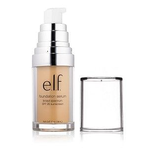 This weightless silky formula melts into skin seamlessly for a radiant and youthful-looking base. #elfcosmetics #playbeautifully