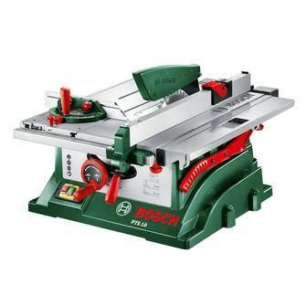 Bosch tafelcirkelzaag PTS 10 | Zaagmachines & -tafels | Elektrisch gereedschap | Gereedschap | KARWEI