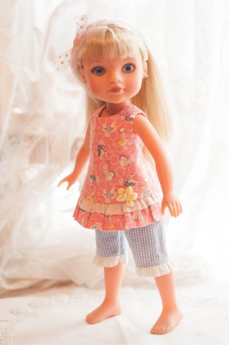 """14"""" Outfit for Hearts 4 for Hearts Doll by Dotsydoodle So Cute   eBay"""