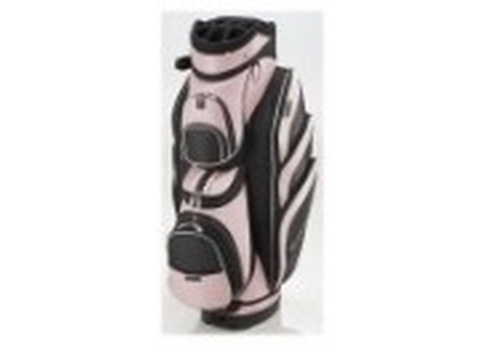 TimeForGolf - Silverline cartbag Malibu