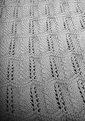 Sweet Baby Of Mine Baby Blanket (kint pattern)