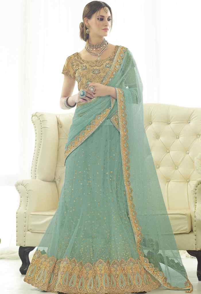 Product Code 6812 Weight 2 KGS Delivery Days 15 Days Fabric-Bottom Net Occasion Party Wear, Wedding Work Embroidery Shipping Worldwide PLEASE NOTE due to various types of lighting & flash used while p