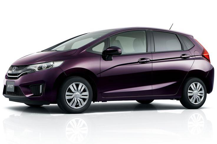 new colors 2015 honda fit purple #2015HondaFit #Car #Autos #Review #Honda #car2015 #Fit #Purple