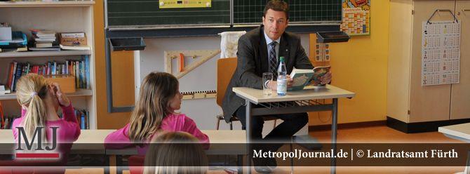 (FÜ) Vorlesetag an der Grundschule Veitsbronn begeisterte Schüler - http://metropoljournal.de/metropol_nachrichten/landkreis-fuerth/fuerth-vorlesetag-an-der-grundschule-veitsbronn-begeisterte-schueler/