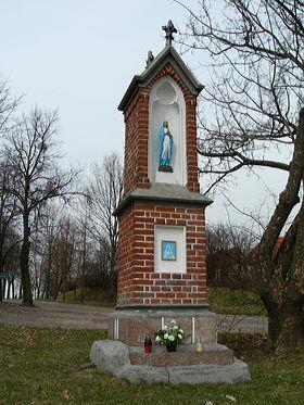 Kapliczki i krzyże przydrożne w Reszlu ⁄ Reszel - miasteczko na Warmii
