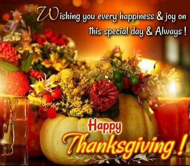 50 Beautiful Thanksgiving Greeting Ideas 34 Thanksgiving Blessings Happy Thanksgiving Day Happy Thanksgiving