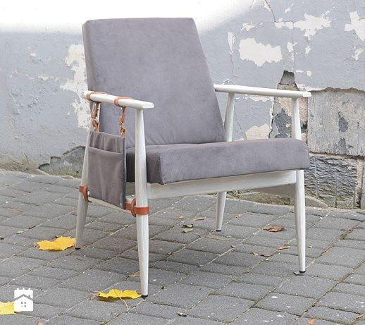 Fotel PRL - zdjęcie od begraf