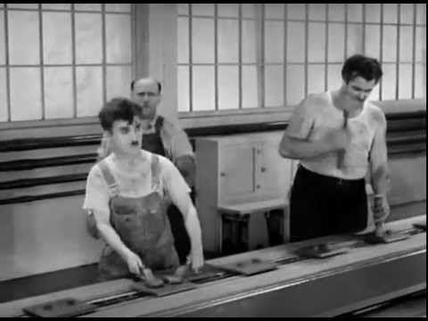 Charles Chaplin - Tempos Modernos - Modern Times (1936)