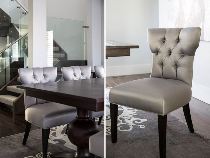 Elegant Chic Living Room + Dining Room » Natalie Fuglestveit Interior Design