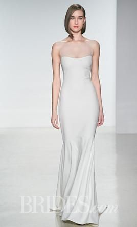 Amsale May, 2,250 $ Size: 8 | New (unchanged) wedding dresses