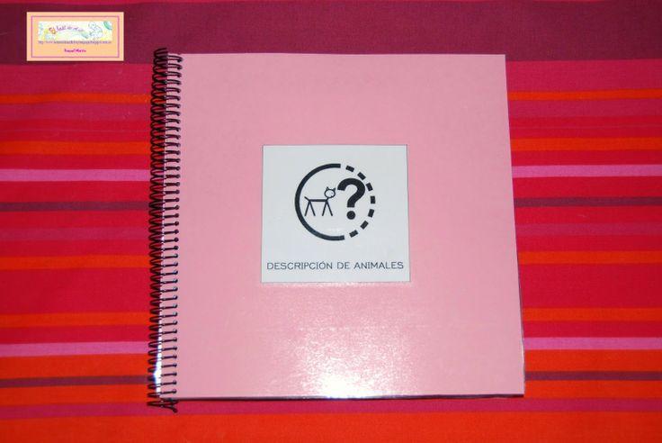 El baúl de A.L: Cuadernillo de descripción: los animales.