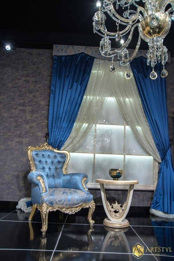 Fotel pikowany stylowy Narrisa