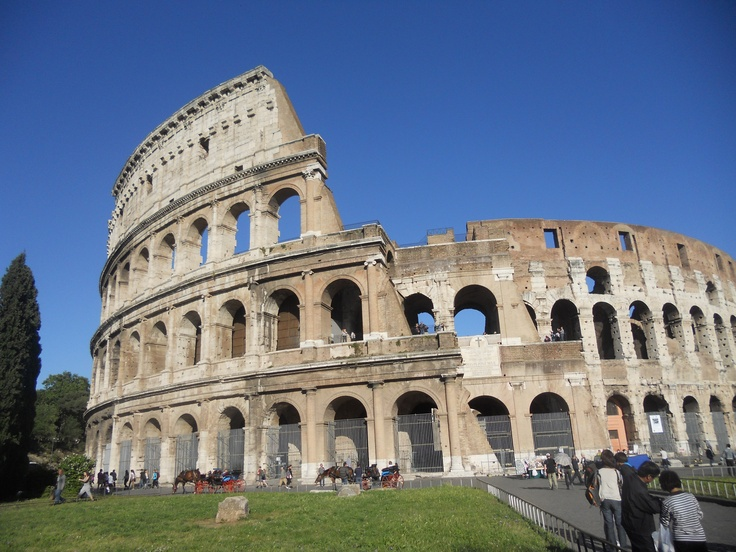 The Colesseum Rome Italy Colosseum rome, Rome, Italy