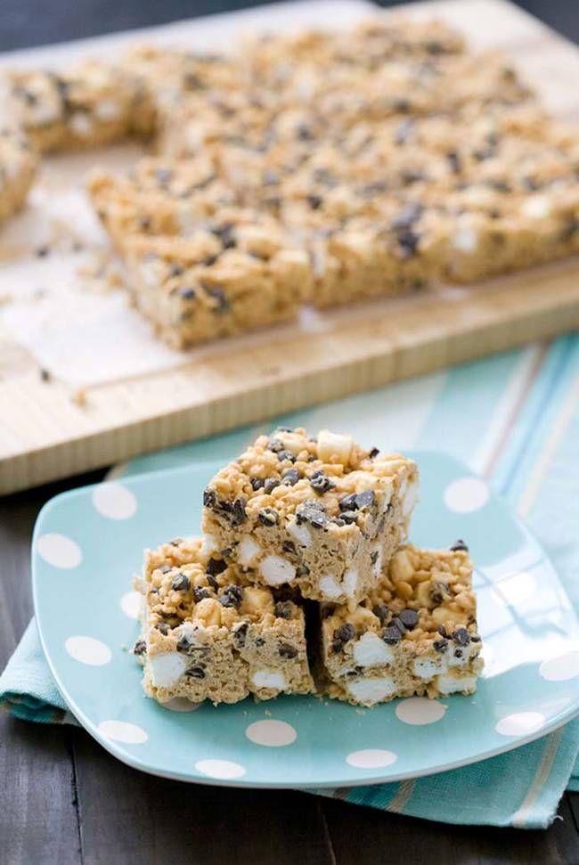Rocky Mountain Avalanche Treats Gourmet Rice Krispy Treat recipes!