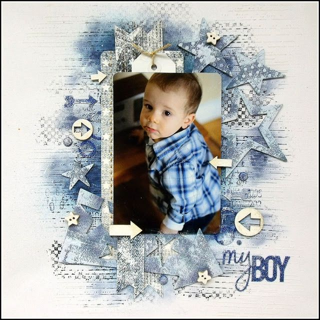 My Boy (scrap-utopia) - Scrapbook.com