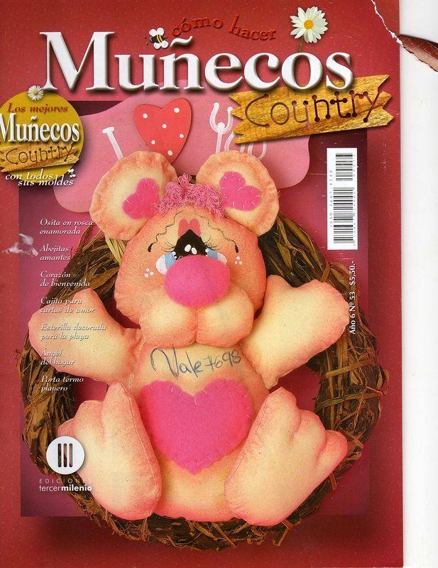 Munecos Country 53. Hable con LiveInternet - Servicio Rusos Diarios Online