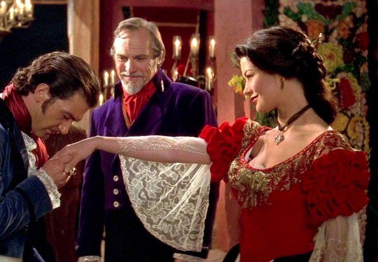 The Mask of Zorro: Antonio Banderas & Catherine Zeta Jones