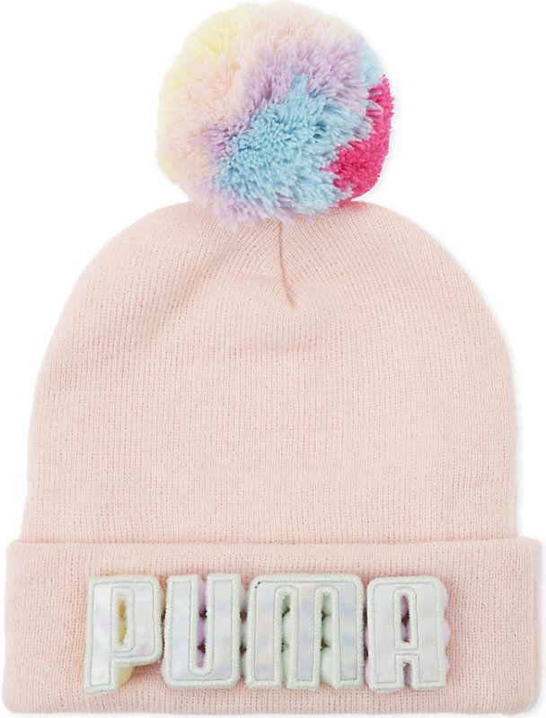 Puma x Sophia Webster bobble hat