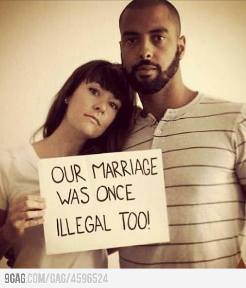 This is what i think about when stupid people say gay marriage shouldnt be legal