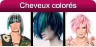 Colorations de cheveux : coiffures et coupes pour cheveux colorés ou teintés