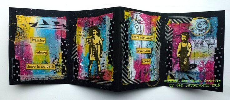 Tando Creative: Accordion Book