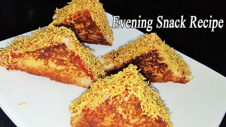 Quick & Easy Snacks Recipe Indian Snacks Recipe | Kids Tiffin Box Snack ...