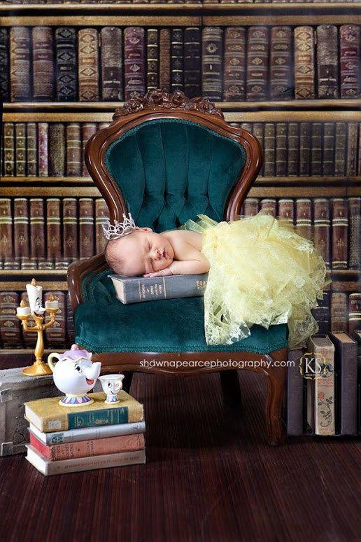 Neonato Princess Mini diadema neonato corona di SweetEllasBoutique