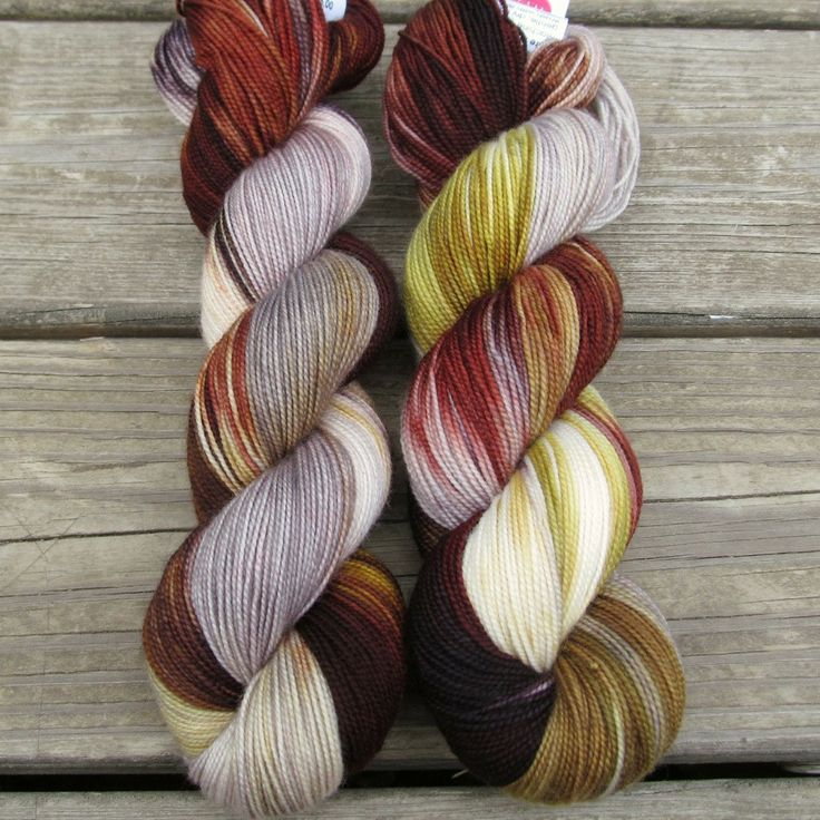 Petrified Forest - Yummy 2-Ply - Babette | Miss Babs Hand-Dyed Yarns & Fibers, Inc.