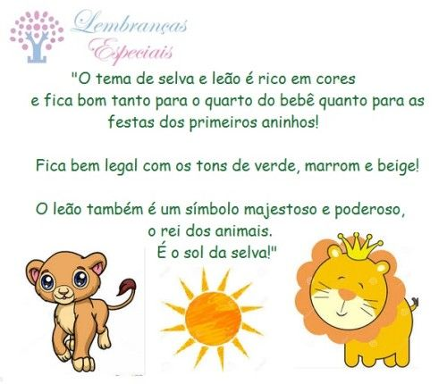 tema_quarto_bebe_simbologia_significado_leaozinho_selva