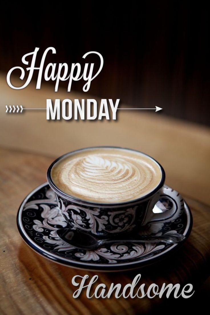 Happy Monday Sexy Coffee Love  Quotes  Pinterest -4897